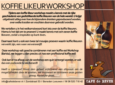Likeur-workshop