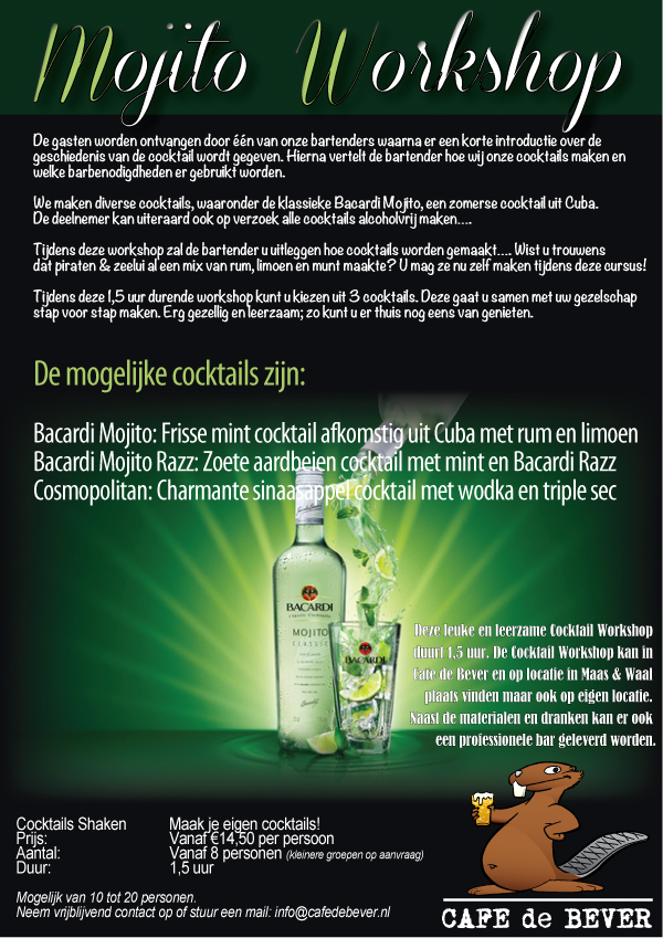 mojito-workshop